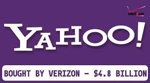 """""""Yahoo!"""" 4,8 milyard dollara satıldı"""