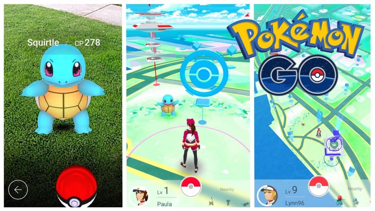 """""""Pokemon Go"""" bir aya 200 milyon dollar gəlir əldə edib"""