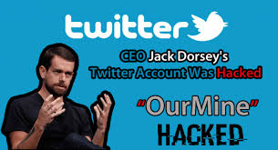 Twitter CEO Jack Dorsey's account hacked by OurMine Team